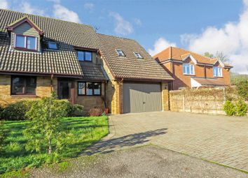 Thumbnail 5 bed semi-detached house for sale in Jacobs Close, Potton, Sandy