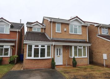 Thumbnail 3 bedroom detached house for sale in Melchester Grove, Lightwood