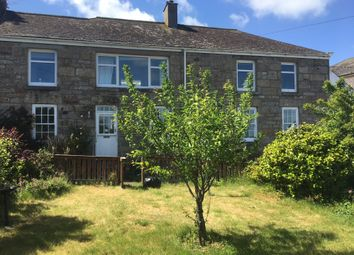 Thumbnail 3 bedroom flat for sale in Farmers Meadow, Newlyn, Penzance