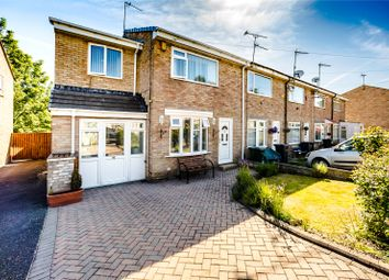 Thumbnail 3 bed terraced house for sale in Briarfield Gardens, Shipley, West Yorkshire