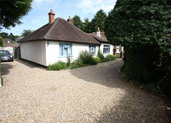 Thumbnail 4 bed detached bungalow for sale in Brookside, Farnham, Surrey