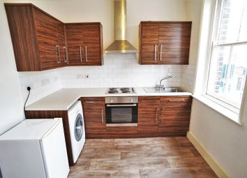 Thumbnail 1 bed flat to rent in Milton Road, Gravesend, Kent