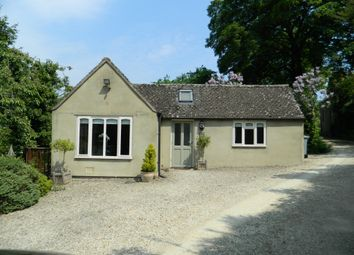 Thumbnail 1 bed detached bungalow to rent in Churchfields, Stonesfield