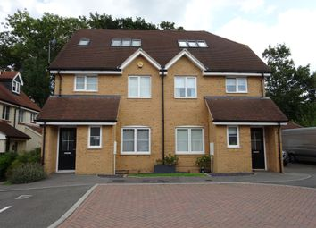 Thumbnail 4 bed semi-detached house to rent in Pinewood Close, Leybourne, West Malling