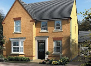 "Thumbnail 4 bedroom detached house for sale in ""Holden"" at Arlington Mews, Arlington Road, Sully, Penarth"