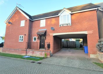 Thumbnail 2 bed property to rent in Rockingham Road, Bury St. Edmunds