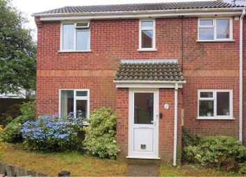 Thumbnail 3 bedroom end terrace house for sale in Welland Gardens, Plymouth