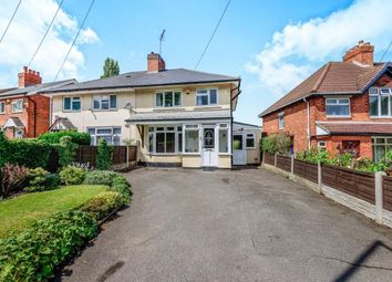 Thumbnail 3 bed semi-detached house for sale in Coalpool Lane, Walsall, West Midlands