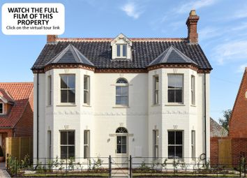Thumbnail 2 bed flat for sale in The Chase, Blakeney, Holt