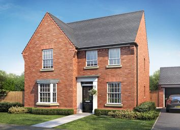 Thumbnail 4 bed detached house for sale in The Holden, Drayton Meadows, Market Drayton