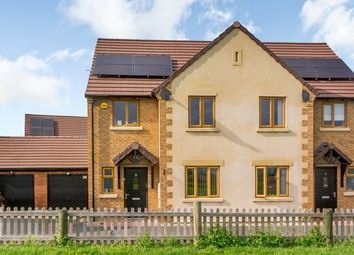 Thumbnail 3 bed semi-detached house for sale in Harriers Walk, Tewkesbury