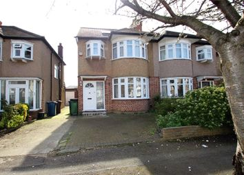 Thumbnail 4 bed semi-detached house to rent in Formby Avenue, Stanmore, Middlesex