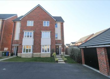 Thumbnail 4 bed town house for sale in Strother Way, Bassington Manor, Cramlington