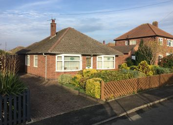 Thumbnail 2 bed detached bungalow for sale in Oxford Drive, Melton Mowbray, Leicestershire