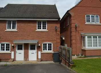 Thumbnail 2 bed property for sale in Spinners Way, Shepshed, Loughborough