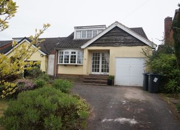 Thumbnail 2 bed detached bungalow for sale in Dunchurch Crescent, Sutton Coldfield