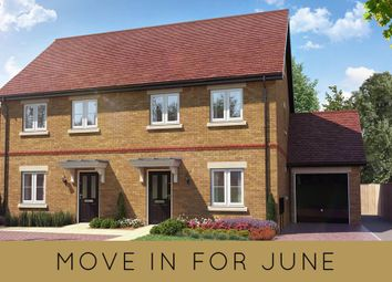"Thumbnail 3 bed semi-detached house for sale in ""Plot 5"" at Lewes Road, Ringmer, Lewes"