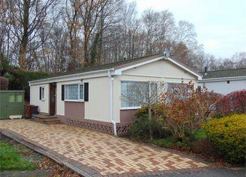 Thumbnail 2 bed detached bungalow for sale in Gawthorpe Edge, Off Padiham Road, Burnley, Lancashire