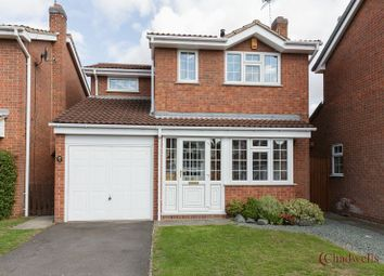 Thumbnail 3 bed detached house for sale in The Heathers, Boughton, Newark