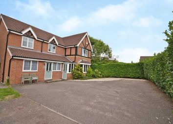 Thumbnail 5 bed detached house for sale in Leigh Drive, Elsenham