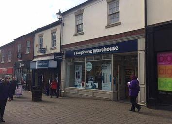 Thumbnail Retail premises to let in Unit 15, Castle Walk, Newcastle Under Lyme