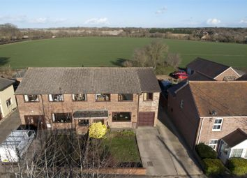 Thumbnail 4 bedroom semi-detached house for sale in The Greenway, West Hendred, Wantage