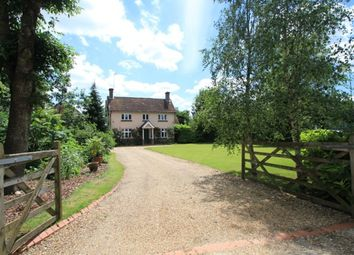 Thumbnail 4 bed detached house for sale in Alfold Road, Dunsfold, Godalming
