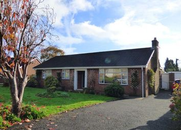 Thumbnail 3 bed bungalow for sale in The Paddock, Chepstow
