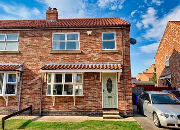 Thumbnail 3 bed semi-detached house for sale in Village Farm Road, Preston, Hull