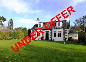 Thumbnail 6 bed detached house for sale in Coupar Angus Road, Rosemount, Blairgowrie