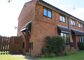 Thumbnail 2 bed end terrace house for sale in Lancaster Park, Chester