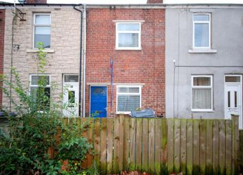 Thumbnail 2 bed terraced house to rent in Harcourt Terrace, Rotherham