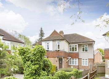 Thumbnail 2 bed maisonette for sale in Brockham Close, London
