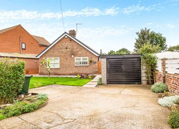 Thumbnail 2 bed detached bungalow for sale in South End, Thorne, Doncaster