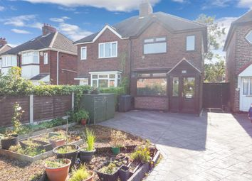 Thumbnail 2 bed semi-detached house for sale in Shard End Crescent, Shard End, Birmingham