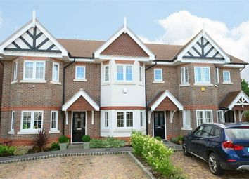 Thumbnail 3 bed terraced house to rent in Trenchard Close, Hersham Village, Surrey