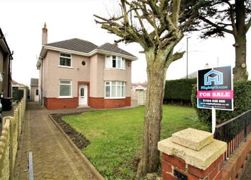 Thumbnail 4 bed detached house for sale in Torrisholme Road, Lancaster