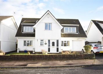 Thumbnail 4 bed detached house for sale in Tudor Way, Murton, Swansea