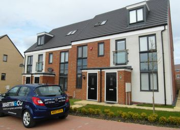 2 bed town house to rent in Lynemouth Way, Brunton Grange NE13