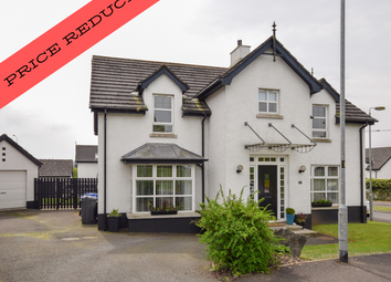 Thumbnail 4 bed detached house for sale in Greenvale Road, Antrim