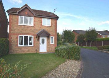 Thumbnail 3 bedroom detached house for sale in Springfield Avenue, Kirkham, Preston