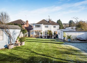 Thumbnail 4 bed detached house for sale in Valley Road, Hughenden Valley, High Wycombe