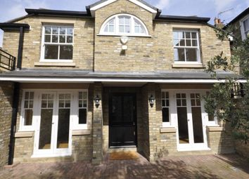 Thumbnail 3 bed terraced house to rent in Station Road, London