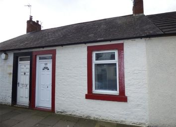 Thumbnail 1 bed terraced house to rent in Mains Street, Lockerbie, Dumfries And Galloway