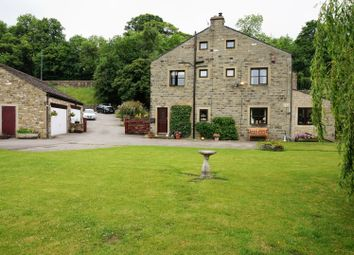 Thumbnail 3 bed barn conversion for sale in Keighley Road, Steeton