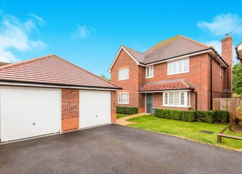 Thumbnail 4 bed detached house for sale in Tice Court, Send Marsh Road, Send, Woking