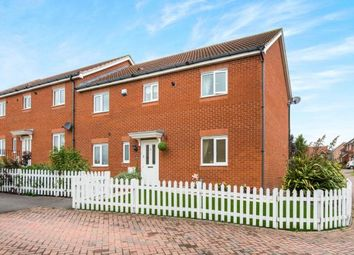 Thumbnail 4 bed semi-detached house for sale in Bourdon Close, Hoo, Rochester, Kent