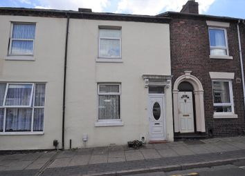 Thumbnail 4 bedroom terraced house for sale in Harley Street, Hanley, Stoke-On-Trent