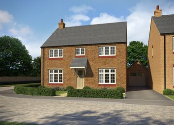 Thumbnail 4 bed detached house for sale in Bloxham Vale, Bloxham Road, Banbury, Oxfordshire