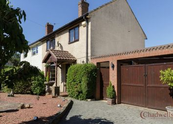 3 bed semi-detached house for sale in The Markhams, Ollerton, Newark NG22